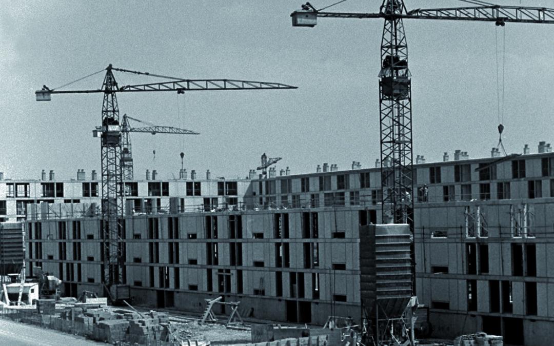 Textes et images du grand ensemble de Sarcelles 1954-1976